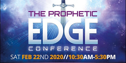 The Prophetic Edge Conference