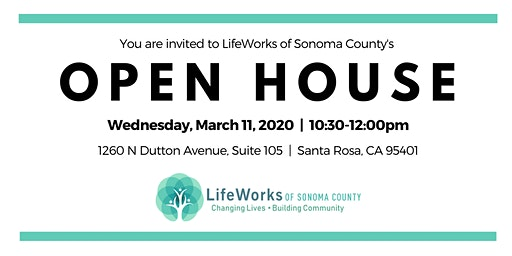 LifeWorks Open House