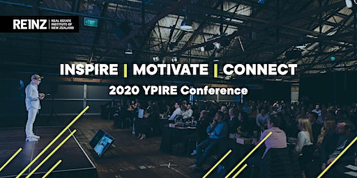 Inspire | Motivate | Connect - 2020 YPIRE Conference