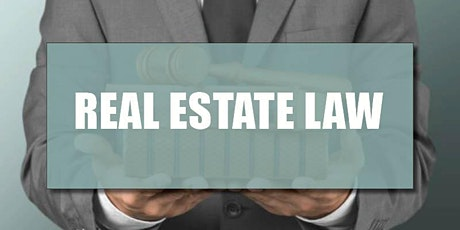 CB Bain | Real Estate Law (30 CH-WA) | ETC | April 1st, 3rd, 8th & 10th 2020 tickets