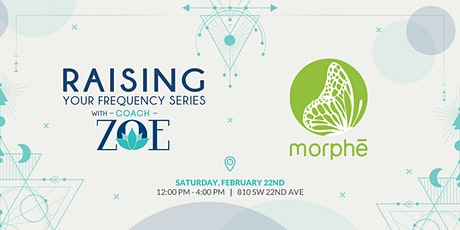 "Raising Your Frequency Series - ""Impactful Living"" tickets"