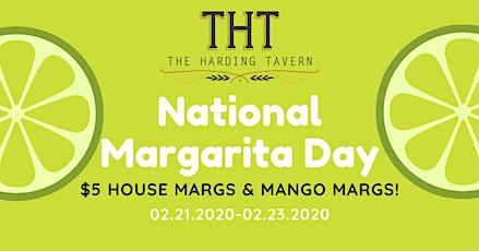 National Margarita Day tickets