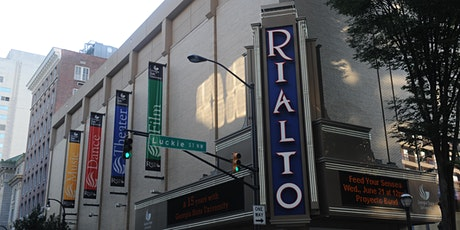 Phoenix Flies 2020:  The Rialto Center for the Arts tickets