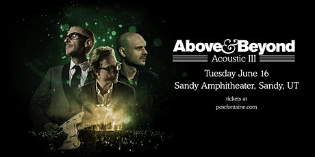Above & Beyond Acoustic Tour tickets