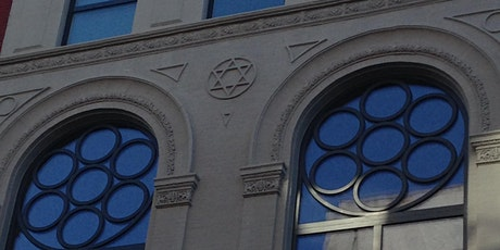 Synagogues Lost to Time on the Lower East Side tickets