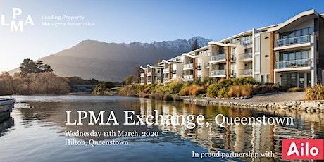 LPMA Exchange, Queenstown tickets