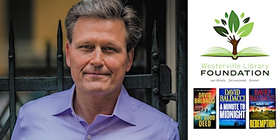 Private Reception with David Baldacci (May 13, 2020)