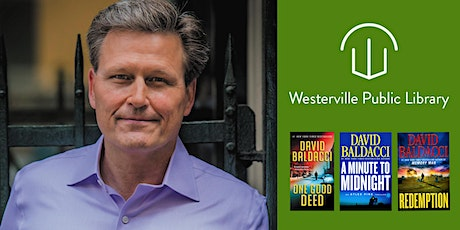 POSTPONED - Meet the Author: David Baldacci (May 13, 2020) tickets