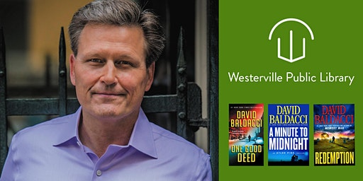 Meet the Author: David Baldacci (May 13, 2020)