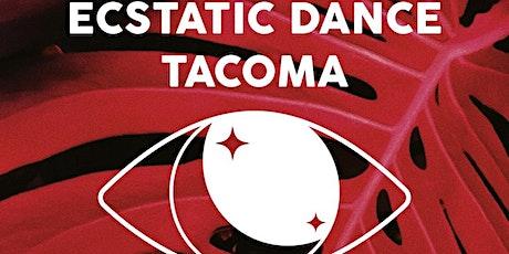 Ecstatic Dance Tacoma at Alma Mater tickets