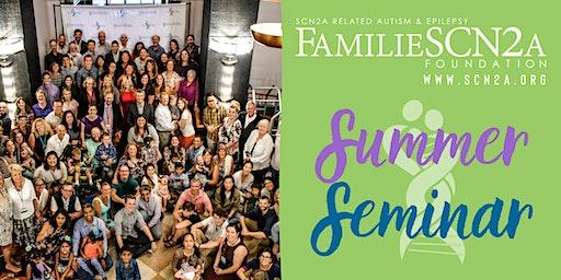FamilieSCN2A Summer Seminar