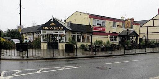 Kings Head Rhuddlan Psychic Night 10th March 2020