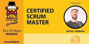 Certified ScrumMaster - CSM® + Scrum Práctico +...