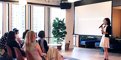 Women Talk Design Lightning Talks (Boston)