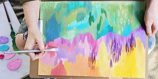 Soul Medicine Painting Ballarat