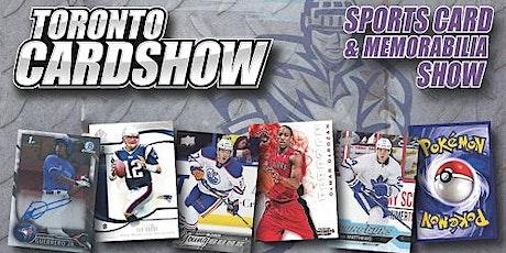 Toronto Card Show | Sports Cards & Memorabilia tickets