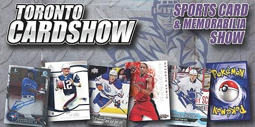 Toronto Card Show | Sports Cards & Memorabilia
