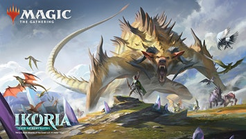 Magic the Gathering Launch Sealed Deck Tournament- Ikoria Lair of Behemoths