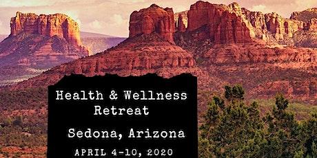 Sedona, Arizona Retreat April 4-10, 2020 tickets