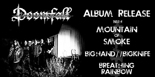 Doomfall Album Release @ Andy's Bar (Venue)