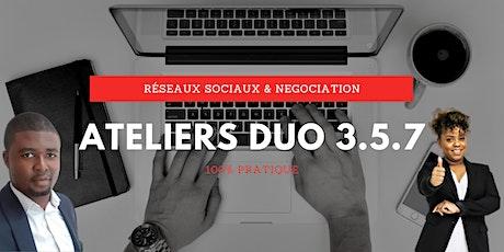Ateliers Duo 3.5.7 - Module 5H billets