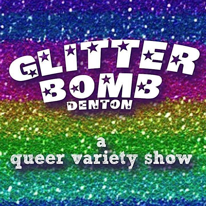 Glitterbomb Denton : Slippery When Wet