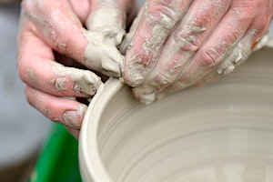 START FROM SCRATCH - POTTERY WHEEL with TERI