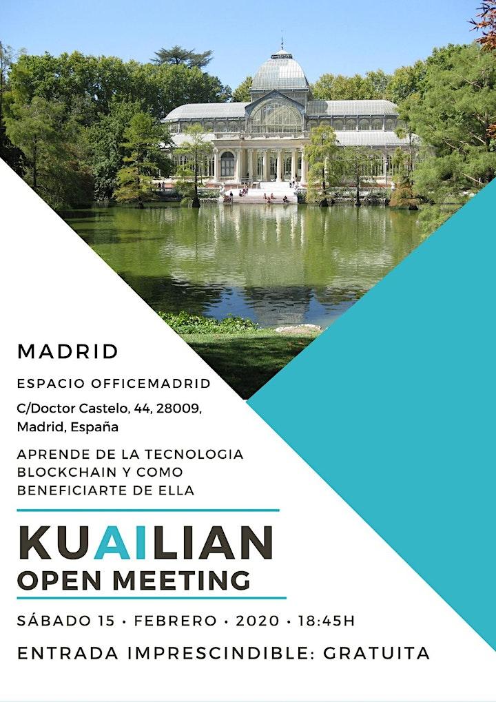 Imagen de Blockchain Madrid