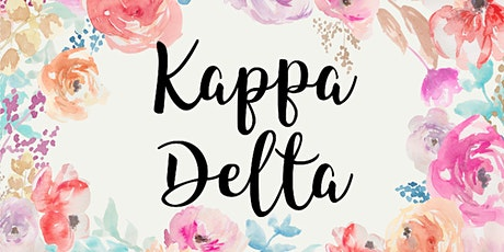 Kappa Delta Parents Day tickets