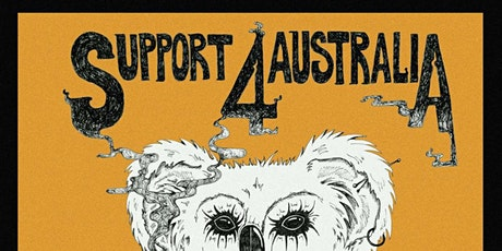 Support 4 Australia tickets