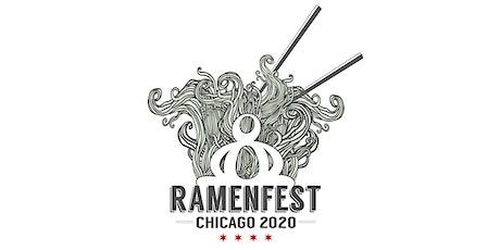 urbanbelly's Ramenfest Chicago 2020 tickets