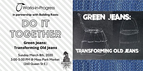 Do It Together: Green Jeans tickets