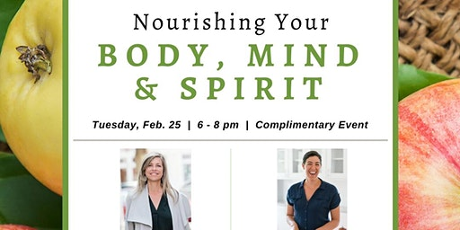 Nourishing Your Body, Mind, and Spirit