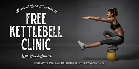 Free Kettlebell Clinic tickets