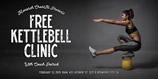 Free Kettlebell Clinic