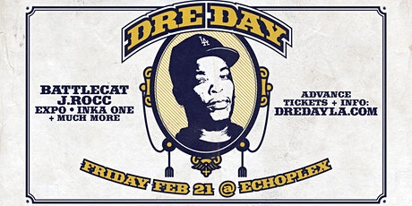 DRE DAY L.A. (2020) tickets