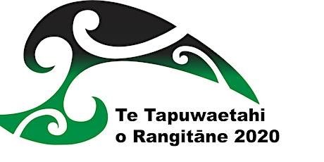 Te Tapuwaetahi o Rangitāne 2020 tickets