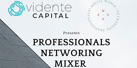 Professionals Networking Mixer tickets