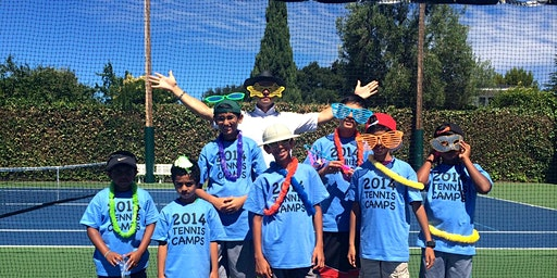 Kids Tennis Classes in Fremont (Intermediate Ages 6 - 8)