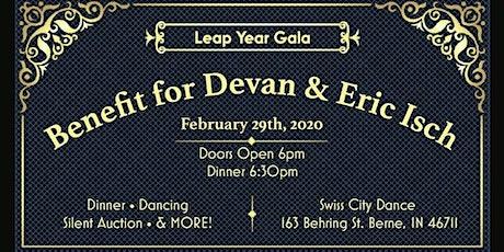 Leap Year Gala tickets