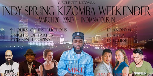 Indy Spring Kizomba Weekender