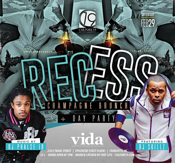 RECESS at VIDA DAY PARTY | CIAA Tournament Weekend | Culture19 image