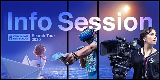 VFS Info Session Tour | Victoria, BC