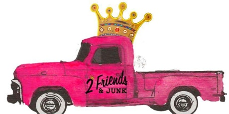 2 Friends & JUNK - Shop Joplin Early Event Ticket! (VIP) tickets