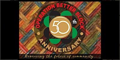 Operation Better Block 50th Anniversary Fundraiser Gala