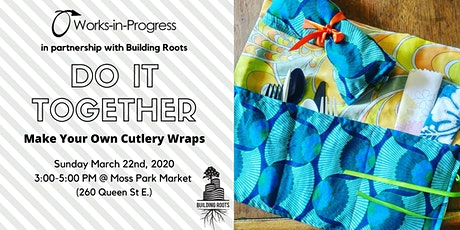 Do It Together: Make Your Own Cutlery Wraps tickets