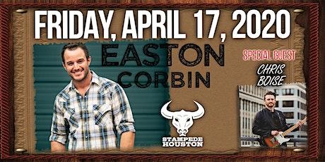 Easton Corbin tickets