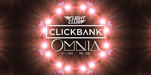 *EXCLUSIVE* ClickBank VIP Networking Party at the Omnia Nightclub