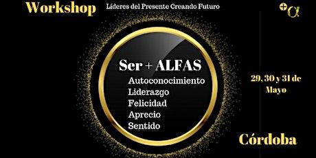 Ser +ALFAS Córdoba´ entradas