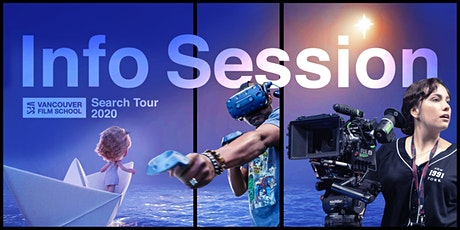 VFS Info Session Tour | Calgary, AB tickets